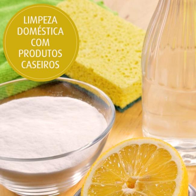 Make Coisa E Tal Notícia Limpeza Natural Limpar A Casa Com
